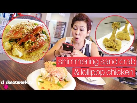 Shimmering Sand Crab & Lollipop Chicken - Foodporn: EP10