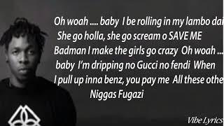 Runtown   International Badman Killer[Lyrics]