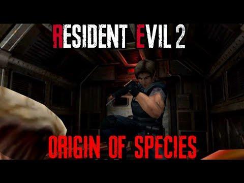 Resident Evil 2 Overhaul MOD (Origin of Species v1.7.1) - PC