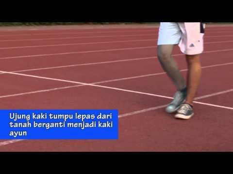 Video kurikulum 2013 PJOK bab 3.1-jalan teknik