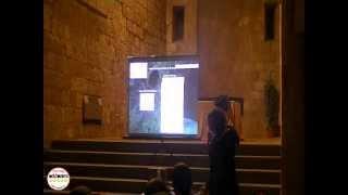 preview picture of video 'Arsenico nell'acqua pubblica - Tuscania 27/01/2013 (2° parte).avi'
