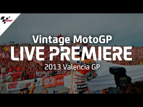 MotoGP 2013年に行われたMotoGP バレンシアGP レースフル動画