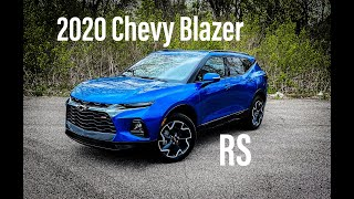 2020 Chevy Blazer RS -- Most Popular SUV on the market!? -- Review and Walk Around