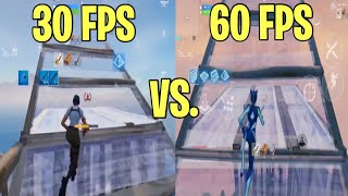 fortnite mobile 60fps gameplay - TH-Clip