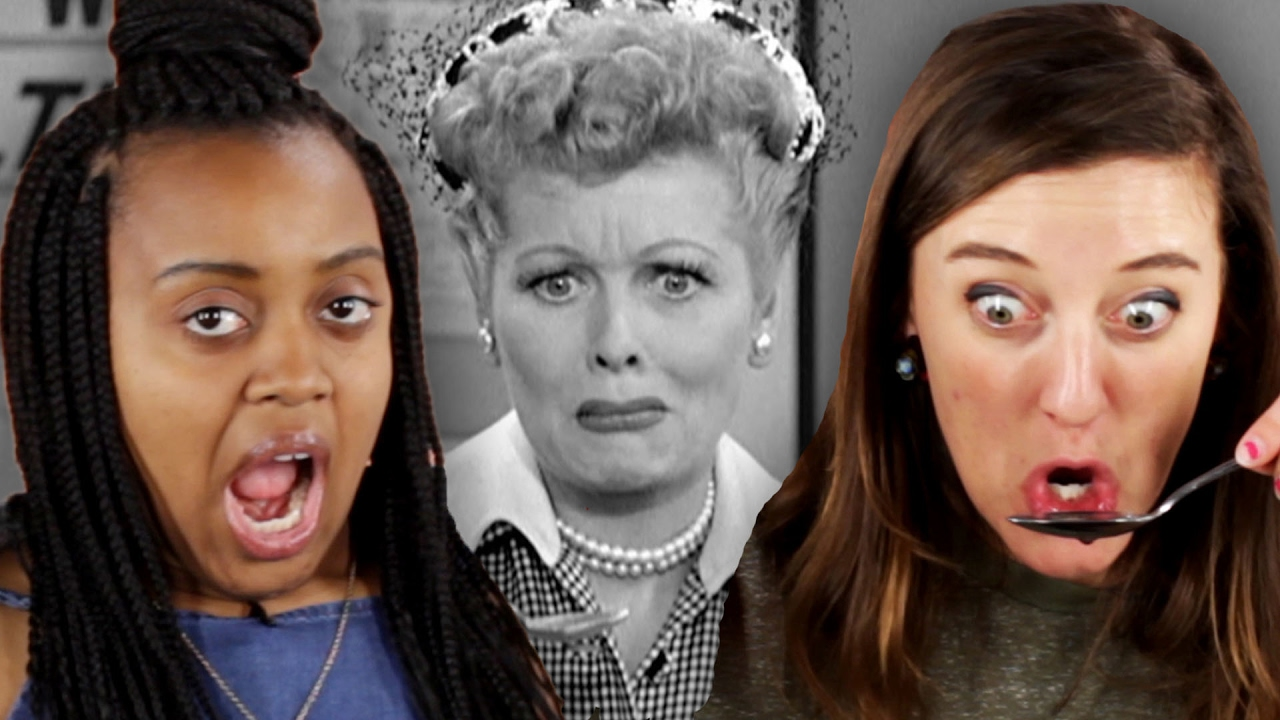 "Drunk Women Re-create The ""Vitameatavegamin"" Script From I Love Lucy thumbnail"