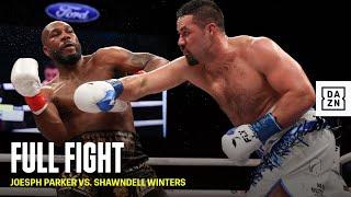 FULL FIGHT | Joseph Parker vs. Shawndell Winters