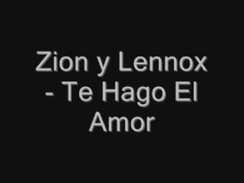 Te Hago El Amor