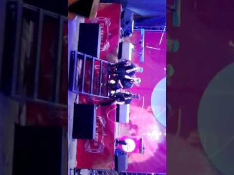 """Алексей Воробьёв feat Френды """"На стене в твоем подъезде"""" Краснодар"""