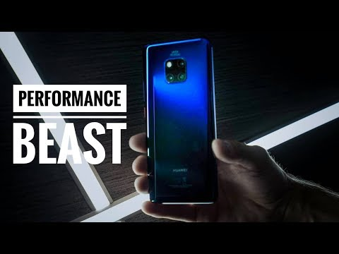 Huawei Mate 20 Pro Review – The BEST Smartphone 2018!