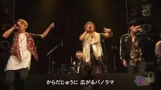 Gambar cover FLOW & Hironobu Kageyama - CHA-LA HEAD-CHA-LA (Live)