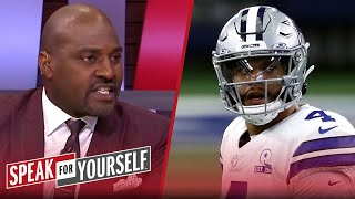 Wiley & Acho break down why Cowboys vs. Giants is a must-win game for Dak | NFL | SPEAK FOR YOURSELF