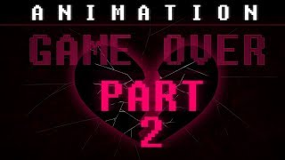 Game Over (Part 2)   Glitchtale S2 EP#6 | ANIMATION