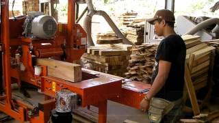 Wood Mizer HR115 resaw