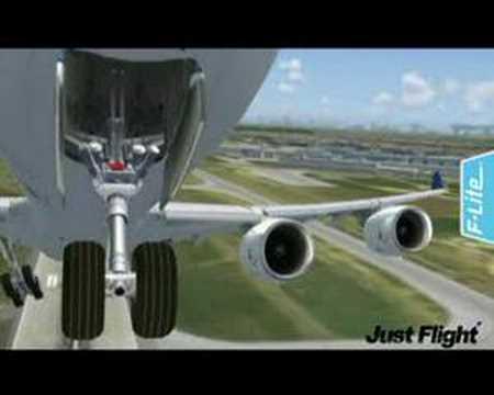 Flight Simulator 2004 - A340 Professional