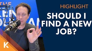 Is It Time To Start Looking For A New Job?