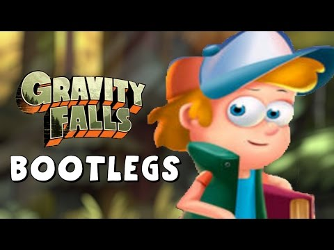Hilarious Gravity Falls BOOTLEG Games!