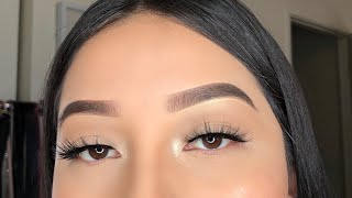 MY EYEBROW TUTORIAL | Jocy Reyes