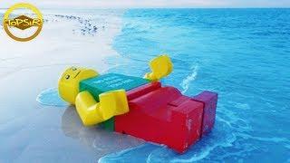 10 อันดับ สิ่งของสุดแปลกที่เกยตื้นบนชายฝั่งทะเล (ไม่น่าเชื่อ!!)