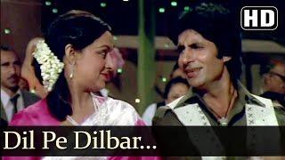 Dil Pe Dilbar (HD) - Nastik (1983)Song - Amitabh Bachchan - Hema Malini - Anand Bakshi Hits