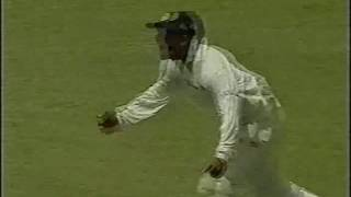 2002 India tour of West Indies - 2nd test final day RARE GOLD FROM ROB!