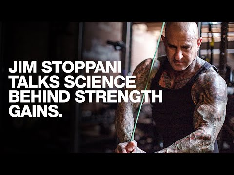 Strength science from Dwayne The Rock Johnson's consultant, Dr Jim Stoppani – Escape Your Limits 65