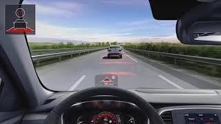 Renault Talisman 'Güvenli Mesafe Uyarı Sistemi'