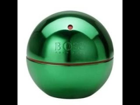 Boss in Motion Green (2005) fragrance review