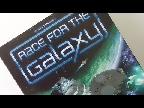 How to Play Race for the Galaxy... by Box of Delights