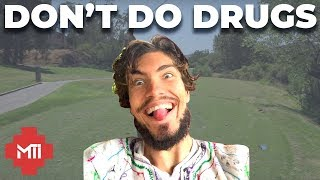 Golf Course Vlogger Does DRUGS in Peru - Course Vlog