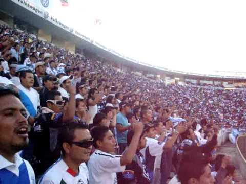 """""""MALKRIADOS - NEGRO JOSE Y LA HINCHADA POPULAR - (BARRAS UNIDAS)"""" Barra: Malkriados • Club: Puebla Fútbol Club"""