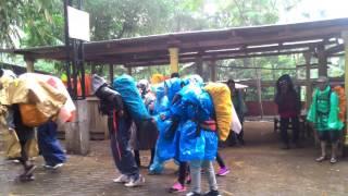 Pendaki Hari Ini Sabtu 03 Desember 2016 Hati  Hati Karena Cuaca Hujan
