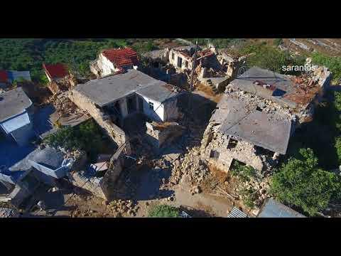 Σεισμός στην Κρήτη: Από Drone οι μεγάλες καταστροφές