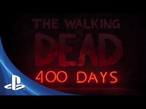 Telltale Games o své sérii The Walking Dead – video