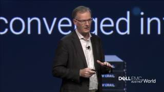 Dell EMC World Keynote: David Goulden