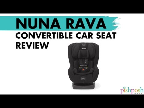 Nuna Rava Convertible Car Seat Review