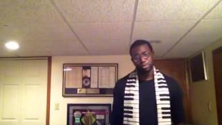 "Kahlil Daniel Cover of ""Hold On Longer"" - John Legend"