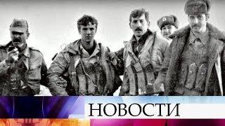 В.Путин присвоил участнику боевых действий в Афганистане В.Ковтуну звание Героя России.