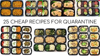 Most Recent Plant Based Meal Prep Recipes 2020