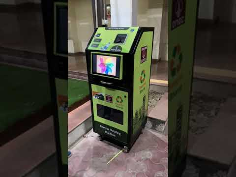 PET Bottle Crusher Machine