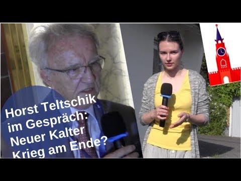 Horst Teltschik im Gespräch – Neuer Kalter Krieg am Ende? [Video]