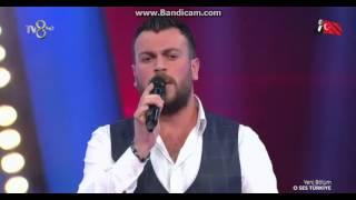 Serkan Nişancı - Ellerini Çekip Benden O Ses Türkiye Performansı