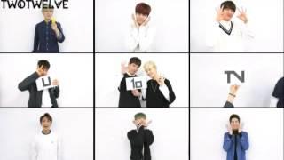 [ENGSUB] UP10TION U10TV ep53 - Amazing-wooshin Special MC Wooshin Special Edition