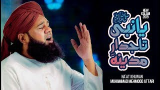 Ya Nabi Tajdar E Madina | Mehmood Attari | DawateIslami | Naat Production Official