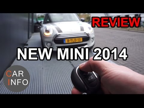 New MINI hatchback 2014 Review: Touch and Feel TEST