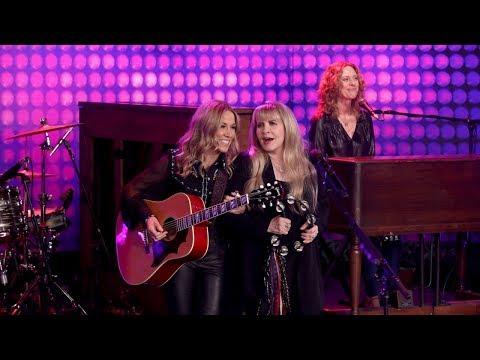 Sheryl Crow & Stevie Nicks 'Prove You Wrong'