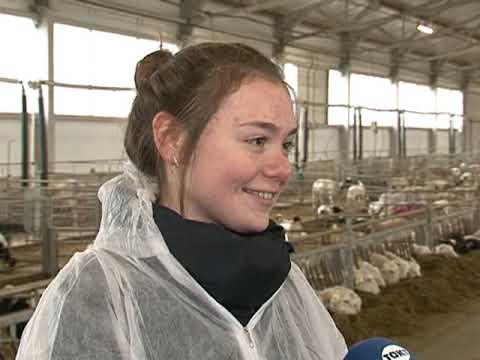 Компания «Мираторг» организовала экскурсию для школьников на овцеводческую ферму