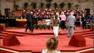 Pt 2 Jimmy Swaggart & Resurrection Singers [my sins are gone at last]