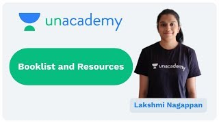 Booklist and Resources for UPSC CSE/IAS 2020 Aspirants | Lakshmi Nagappan (AIR 45)
