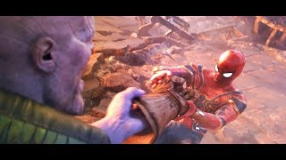 Imagine Dragons- Bad Liar Infinity War MV