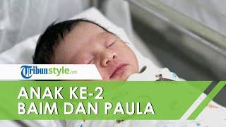 Baim Wong Unggah Foto Anak Kedua dengan Paula Verhoeven, Ekspresi sang Bayi Curi Perhatian